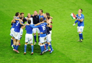 italia finale europei 2012