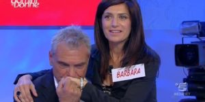 antonio e barbara trono over