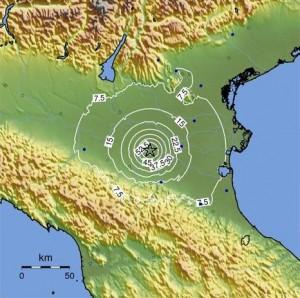 emilia romagna terremoto aggiornamenti