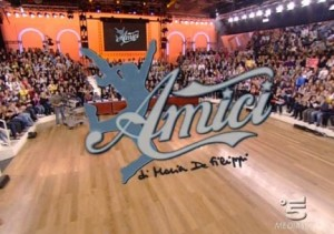 talent show Amici