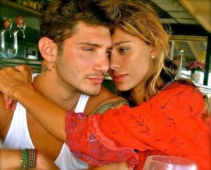 Stefano e Belen Rodriguez