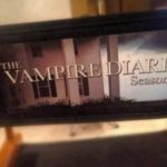 The Vampire Diaries 4 foto set