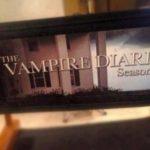 The Vampire Diaries 4 foto set
