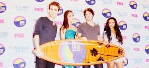 The Vampire Diaries 4 Teen Choice Awards 2012