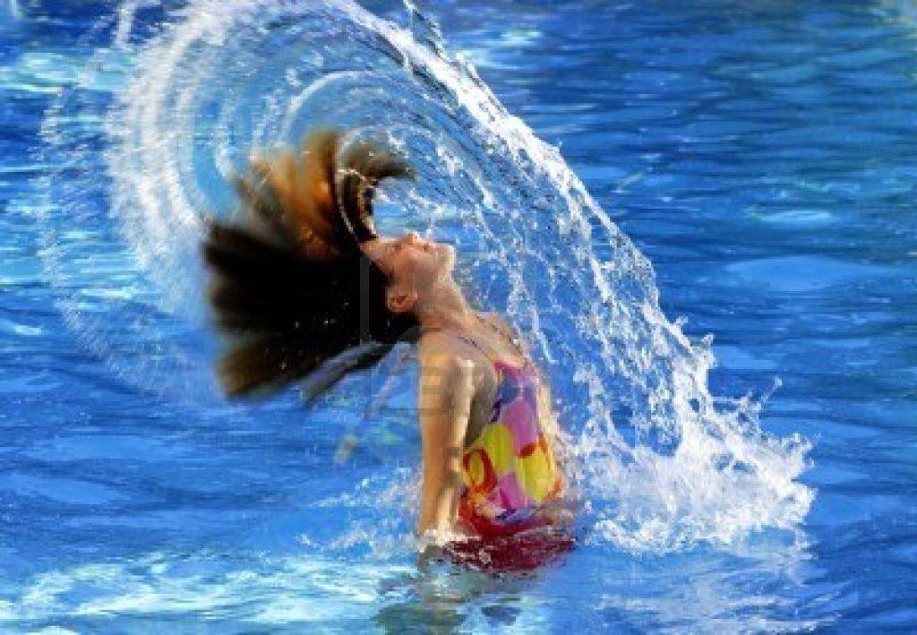 Fotografia acqua piscina - Scalda acqua per piscina ...