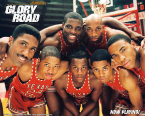 auditel ascolti tv glory road