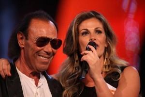 vanessa incontrada carlo conti wind music awards 2012