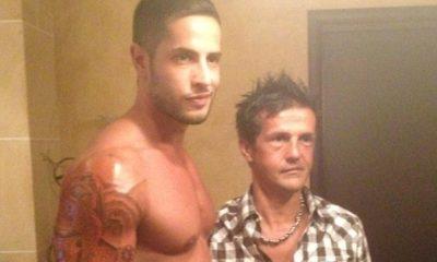 Gionatan Giannotti tatuaggio