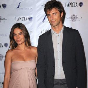 Kim Rossi Stuart e la compagna Ilaria