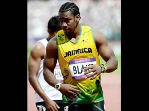 twitter blake olimpiadi 2012