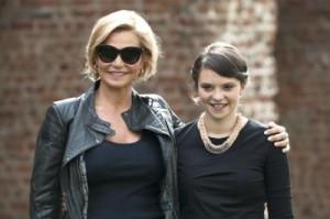 Francesca vincitrice di X Factor 5 e Simona Ventura