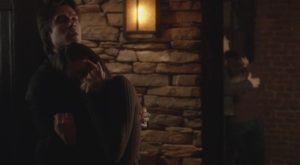 Damon e Elena foto