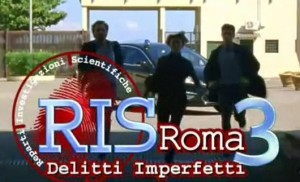 canale 5 serie tv ris roma 3