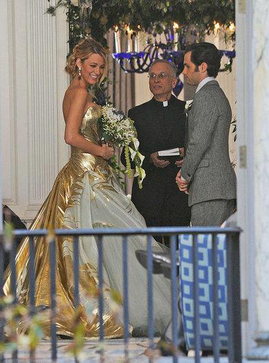 Gossip Girl 6 spoiler finale: Dan e Serena all'altare ...