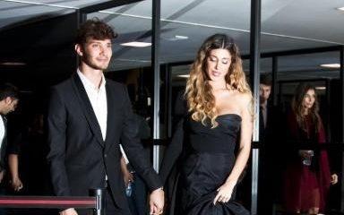 Stefano e Belen foto