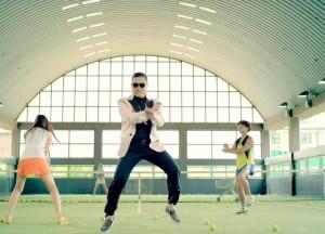 PSY cantante coreano