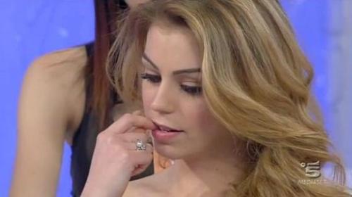 Uomini e donne anticipazioni Alessia contro Francesco e Teresanna