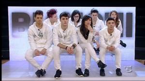 amici 12-squadra bianca-serale