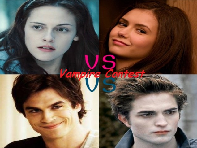 twilight e the vampire diaries