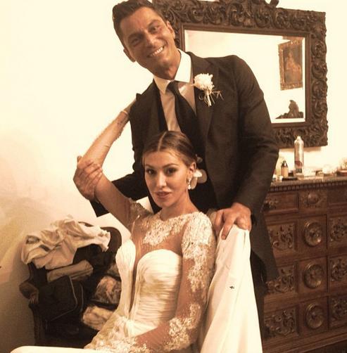 Matrimonio Belen L Abito Da Sposa E I Look Delle Invitate Foto ...