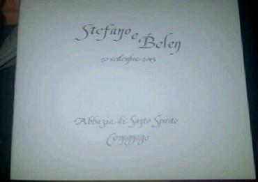 libretto-messa-matrimonio-belen-rodriguez
