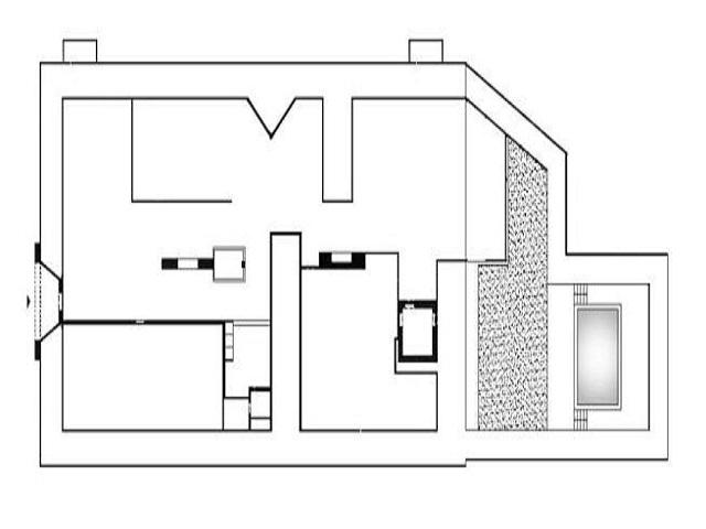 Grande fratello 13 pubblicata la mappa della nuova casa for Creatore della pianta della casa