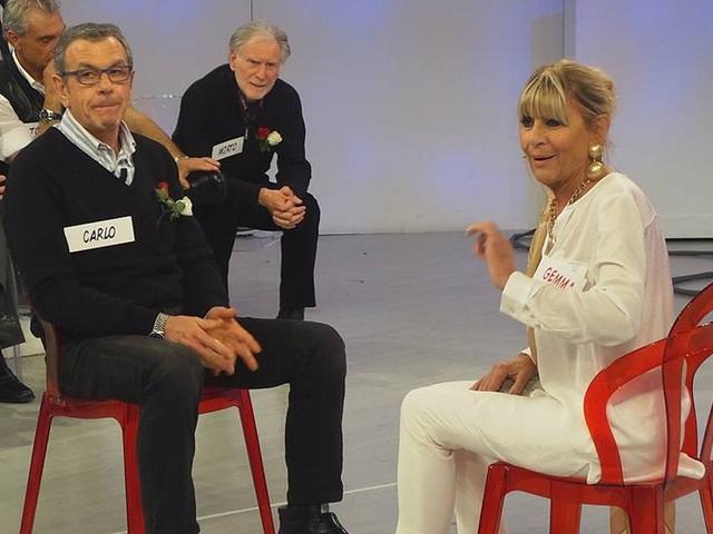 Uomini e Donne Trono Over: Tina litiga con un fan di Gemma ...