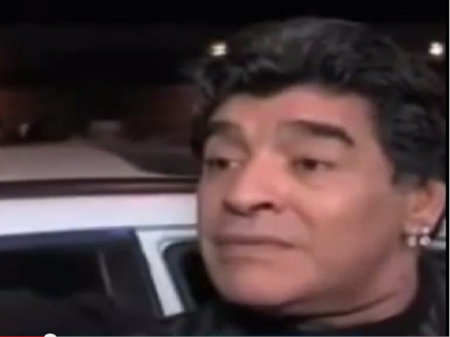 video maradona com: