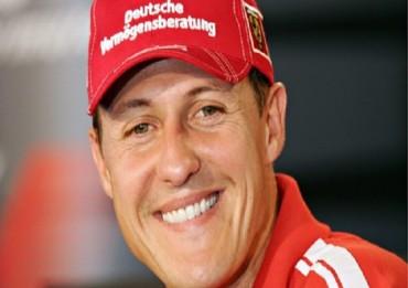 Michael Schumacher forse Natale in famiglia
