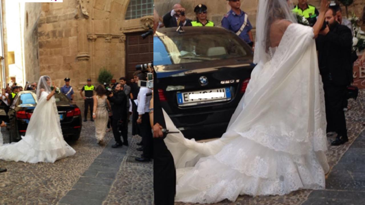 Elisabetta Foto E Brian Perri Matrimonio Canalis N80nmw