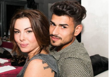 Micol-Olivieri-Cristian-Massella-figlia-Arya