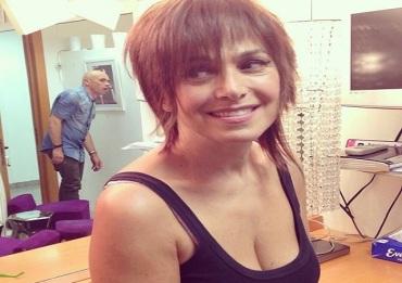 Barbara d'Urso nuovo look deriso sul web