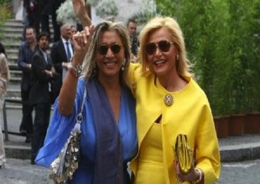 Mara Venier e Simona Ventura guerra tra nuora e suocera