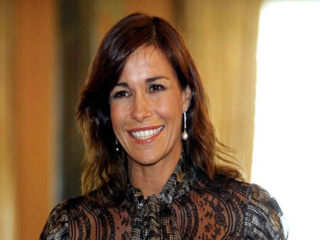 Cristina Parodi a Domenica In