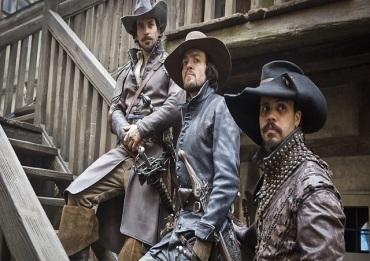 anticipazioni-the-musketeers-secondo-episodio-athos-aramis-d'artagnan-porthos-italia-uno