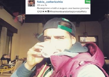 fabio instagram UeD