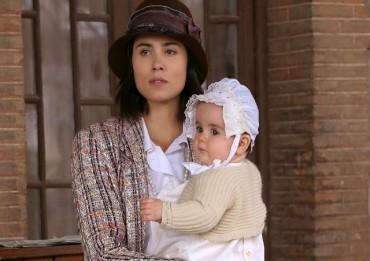Anticipazioni-Il-segreto-terza-stagione-Tristan-ruba-la-figlia-di-Maria-e -Gonzalo-Leonardo
