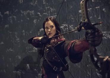 Nyssa-Arrow