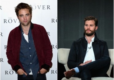 Robert Pattinson e Jamie Dornan