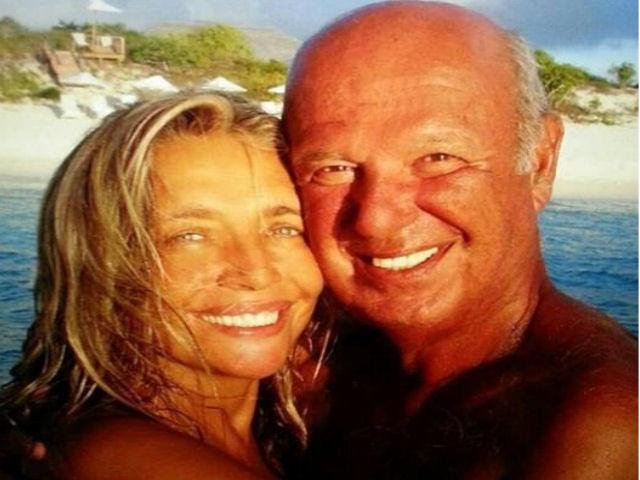 mara venier e il marito