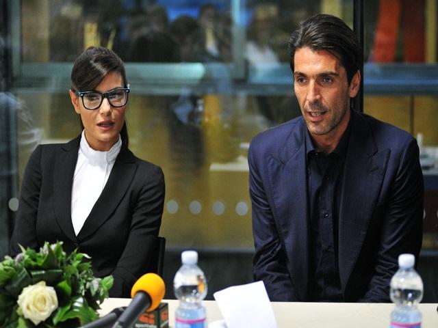 Gigi-Buffon-Ilaria-DAmico