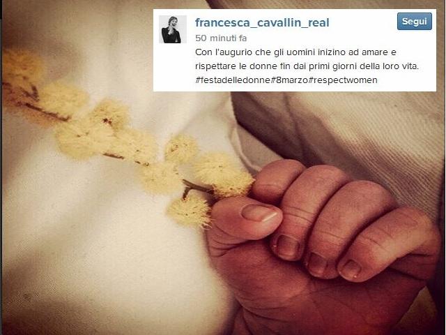 Francesca- Cavallin- Mamma