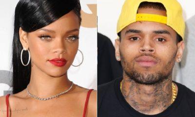 È Rihanna risalente Chris Brown nuovo 2013