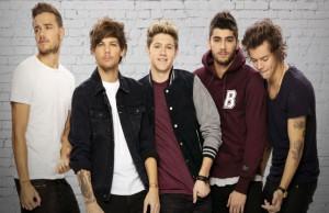 Gli One Direction riuniti