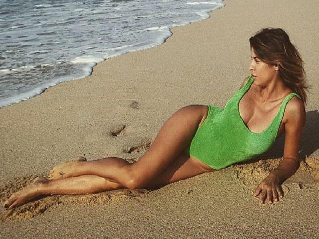 Elisabetta-canalis-gravidanza