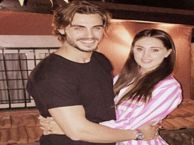 Francesco Monte e Cecilia Rodriguez: compleanno in famiglia