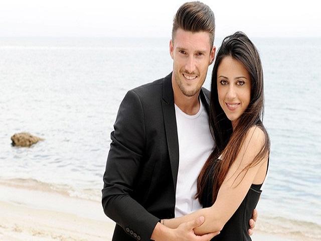 Claudia Merli e Dario Loda