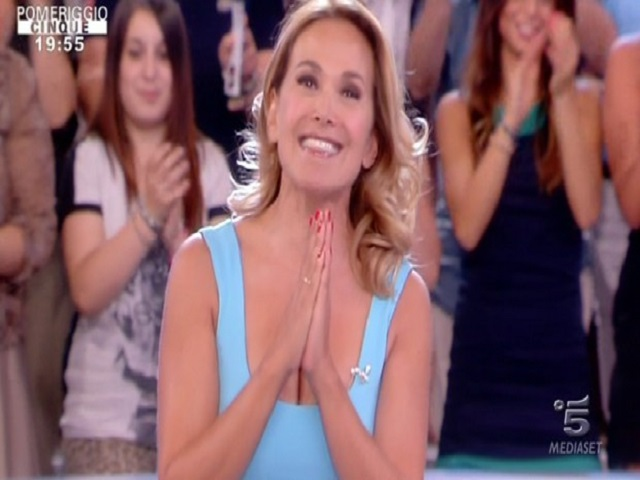 Barbara d'Urso torna in tv: la data del ritorno di Pomeriggio 5