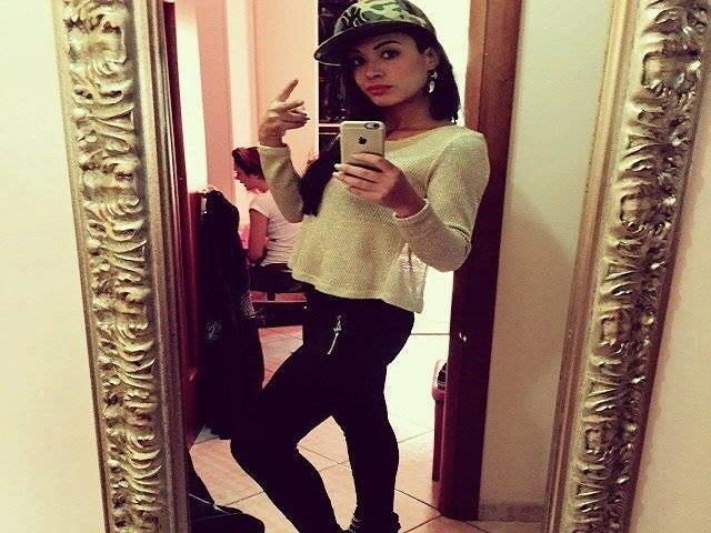 Selfie-Fabiola-Cimminella