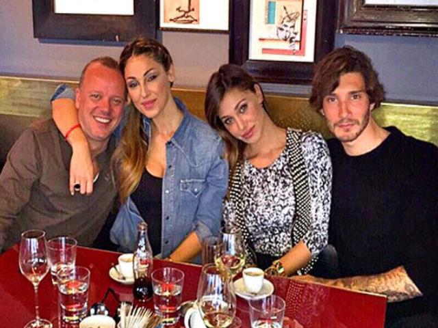 Anna Tatangelo e Gigi D'Alessio: consigli d'amore per Belen e Stefano
